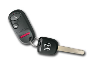 REMOTE KEYLESS ENTRY (part number:)