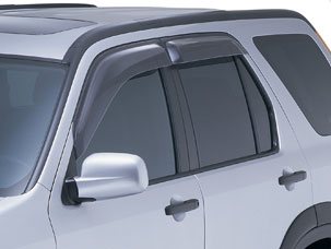 DOOR VISORS* (part number:)