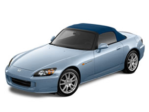 BLUE SOFT TOP (part number:)