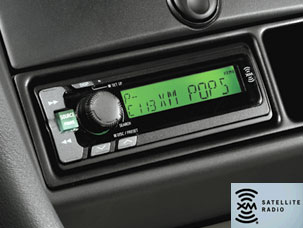 XM® SATELLITE RADIO (part number:)