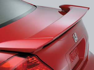 REAR-WING SPOILER (part number:)