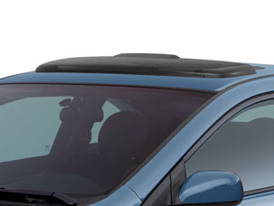 MOONROOF VISOR* (part number:)