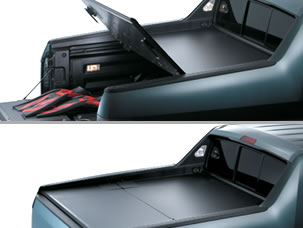 LOCKING HARD TONNEAU COVER (part number:)