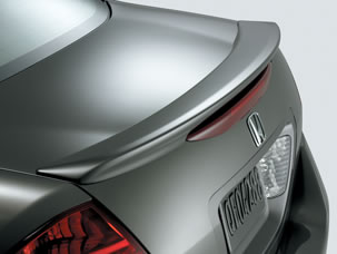 DECKLID SPOILER (part number:)
