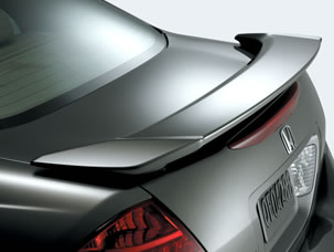 REAR WING SPOILER (part number:)
