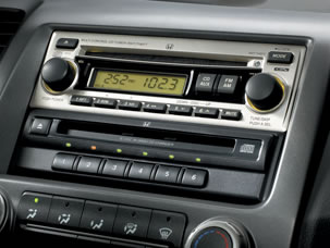 6-DISC IN-DASH CD CHANGER (part number:)