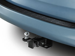 TRAILER HITCH* (part number:)