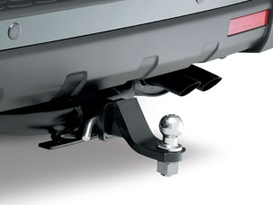 TRAILER HITCH (part number:)
