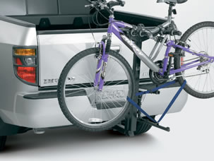 TRAILER HITCH-MOUNTED BIKE ATTACHMENT (part number:)