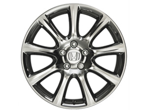 "18"" PSX-9 HFP ALLOY WHEEL CHROME-LOOK FINISH (6-CYLINDER) (part number:)"