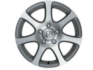 "16"" ALLOY WHEELS (part number:)"