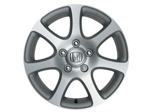 "16"" 7-SPOKE ALLOY WHEELS (part number:)"