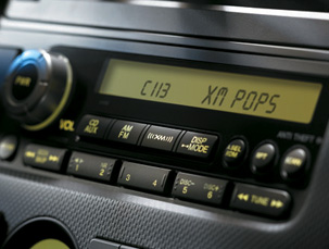 XM RADIO (part number:)