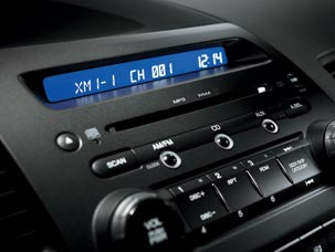 XM® SATELLITE RADIO ACCESSORY* (part number:)