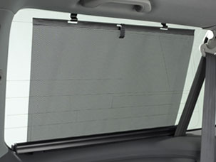3RD ROW SUNSHADE (part number:)