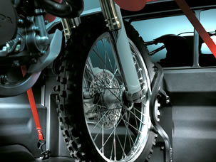 MOTORCYCLE WHEEL GUIDE (part number:)
