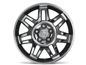 "18"" CHROME-LOOK ALLOY WHEELS (part number:)"