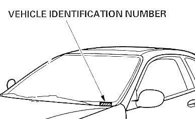 How to identify car parts by vin number 13