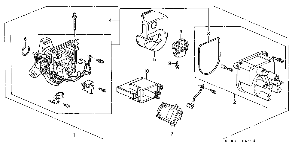 P 0900c1528005f3b3 additionally RepairGuideContent further 1995 Honda Accord Distributor Wiring Diagram furthermore Page3 together with Distributor Tec. on honda accord distributor rotor