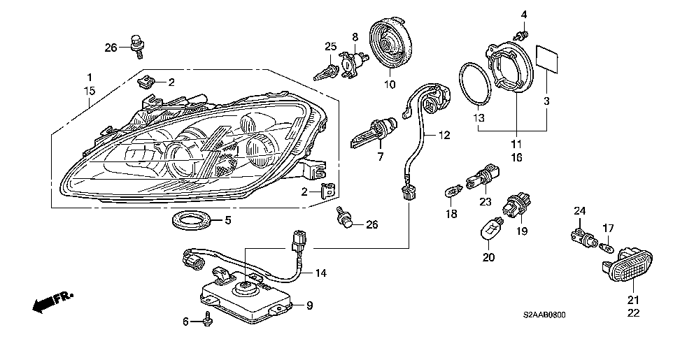 S2AAB0800 honda s2000 engine wiring diagram efcaviation com s2000 wiring diagram at readyjetset.co
