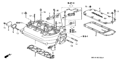 1991 honda civic engine wiring harness with 1993 Integra Intake Manifold Diagram on T24211913 Location knock sensor honda civic besides Watch additionally Toyota Electrical Wiring Diagramcircuit in addition Stopper Fuse Box 3674533e00 together with 91 Crx Fuel Pump Wiring Diagram.