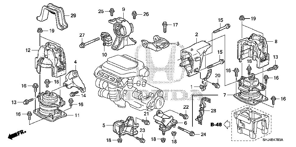 Ford 5000 Tractor Parts Diagram further Mtd 146k828h000 46 Garden Tractor Mower 82897 in addition Ford tractor transmission parts 8 speed in addition Electrical Diagram For John Deere likewise 48 Craftsman Mower Deck Diagram. on john deere 4500 tractor wiring diagram