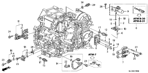 honda ridgeline wiring diagram 11 4 with View Honda Parts Catalog Detail on View Honda Parts Catalog Detail moreover 1991 Honda Accord Lx Sport Mode Replace  puter in addition Suzuki Sx4 Fuse Box Location additionally