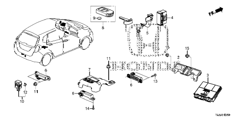 House Fuse Box Wiring Diagram besides Engine Alarm Buzzer in addition Circuit Board Connection together with Car Audio System Installation as well Acura Integra Fuse Box Diagram. on 1997 infiniti qx4 wiring diagram and electrical system service
