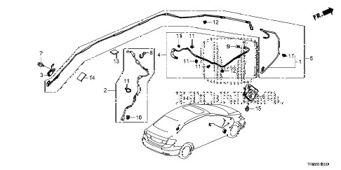 View Acura Parts Catalog Detail together with View Honda Parts Catalog Detail likewise View Honda Parts Catalog Detail likewise Velvac Rv Mirrors Wiring Diagram furthermore 8324 Fuel Injector Connector Tube Remover. on honda connector catalog