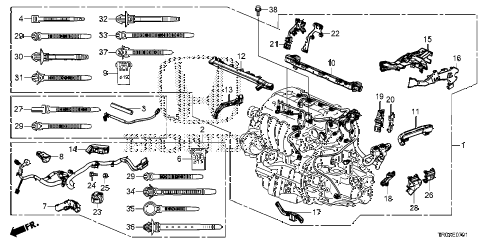 Toyota Rav4 2000 Airco Passenger Kit Lhd Aaumb 03 1 39359 moreover Map Sensor Location 2003 Honda Pilot additionally Hundai Veloster Fuse Box Parts furthermore Picture Of Subaru Wrx Engine Diagram 04 together with RepairGuideContent. on hyundai genesis