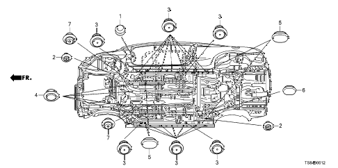 Wiring Diagram For Laptop likewise Honda Cr V Suspension Parts Diagram additionally 2003 Honda Insight Fuse Box Wiring Diagrams together with View Honda Parts Catalog Detail in addition 2003 Honda Crv Stereo Wiring Diagram. on honda civic undercarriage