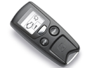2011 CIVIC REMOTE ENGINE START FOB
