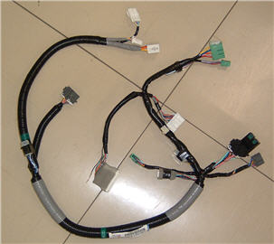 2011 PILOT TRAILER HITCH HARNESS