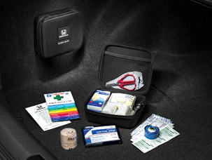 2011 PILOT FIRST AID KIT